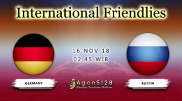 Prediksi Pertandingan International Frendlies Germany vs Russia 15 November 2018